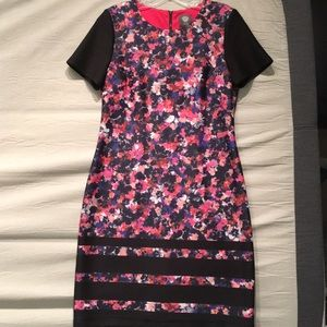 Vince Camuto Floral Dress | Only Worn Once